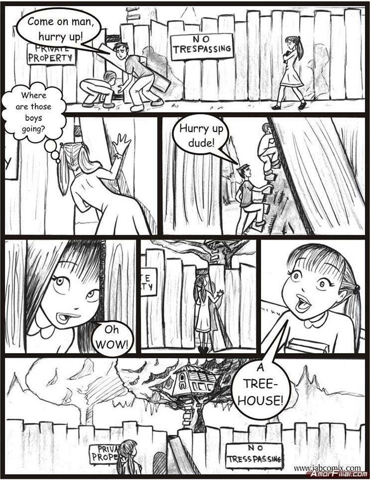 Jab comics Ay Papi 3 - page 1