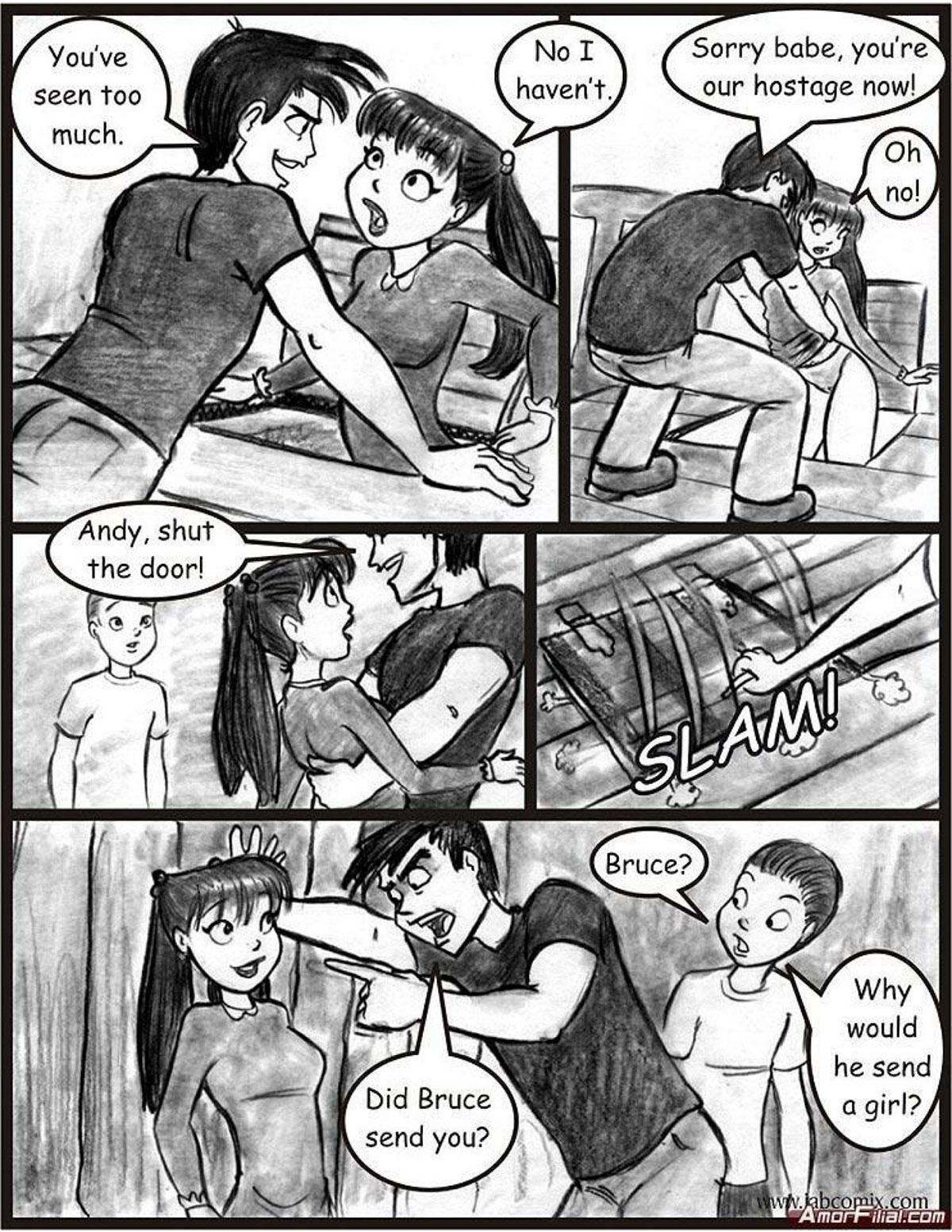 Jab comics Ay Papi 3 - page 4