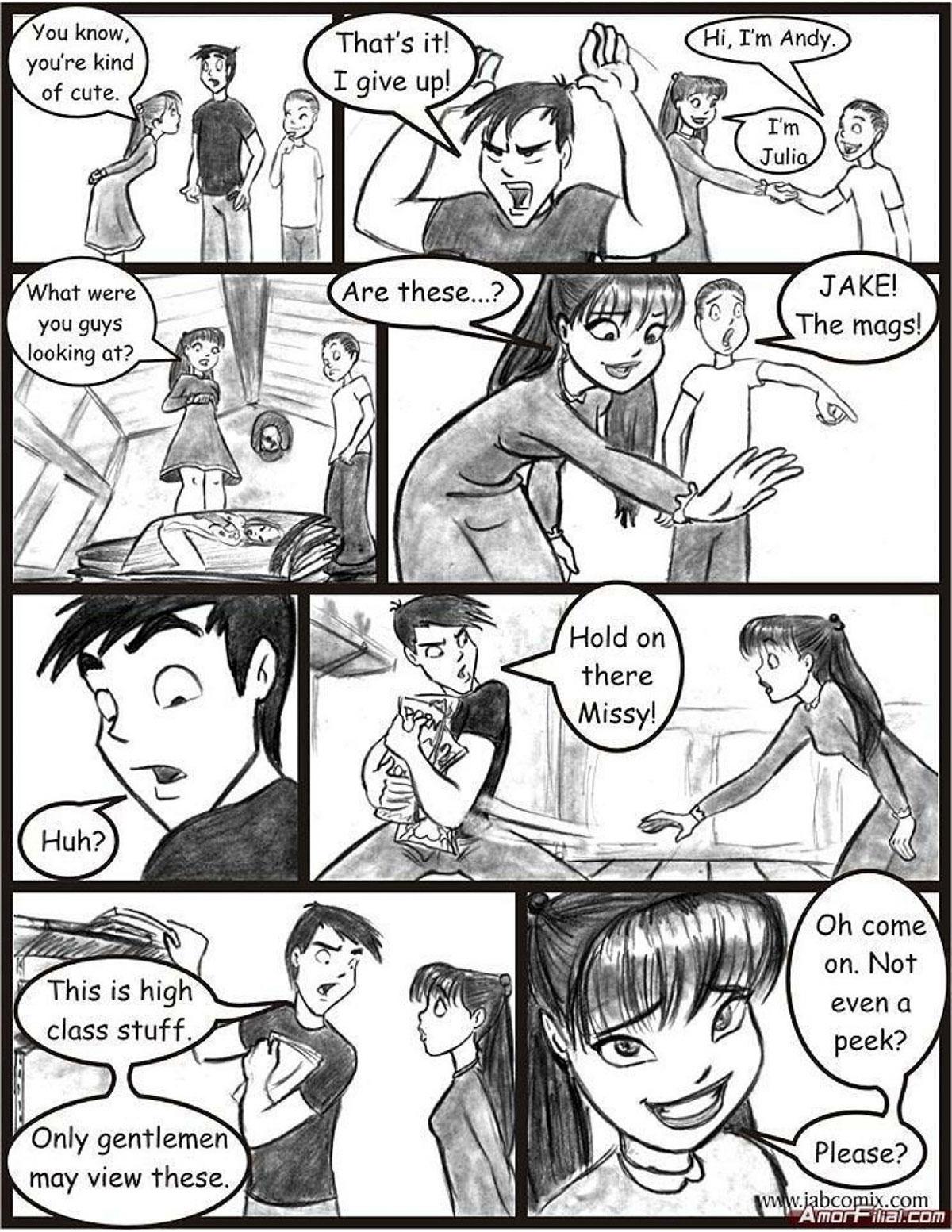 Jab comics Ay Papi 3 - page 5