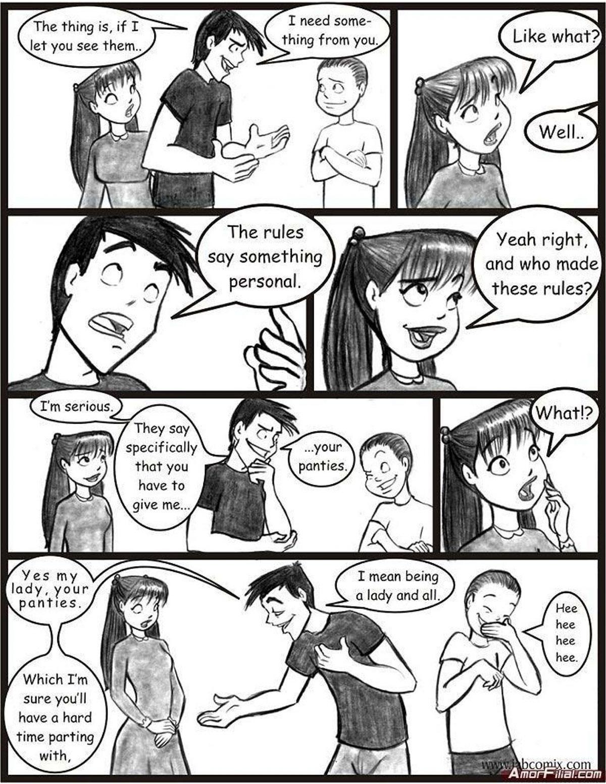 Jab comics Ay Papi 3 - page 6