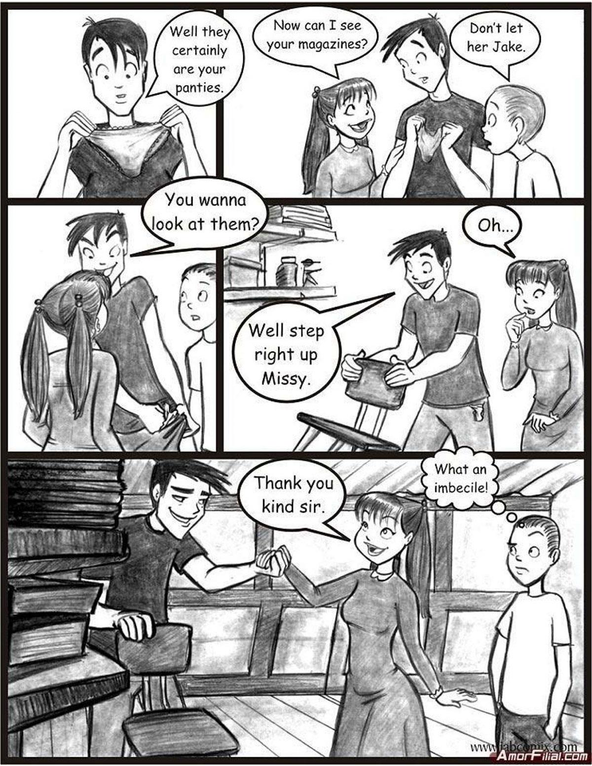 Jab comics Ay Papi 3 - page 8