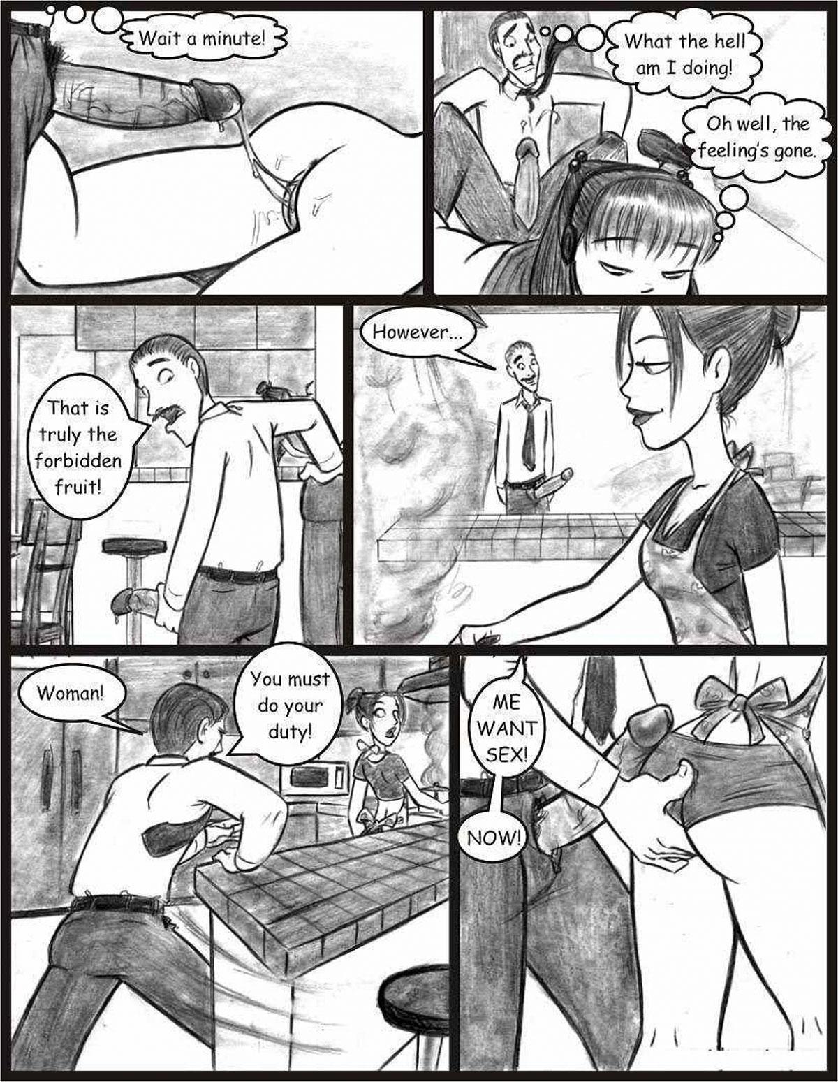 Jab comic Ay Papi 4 - page 5