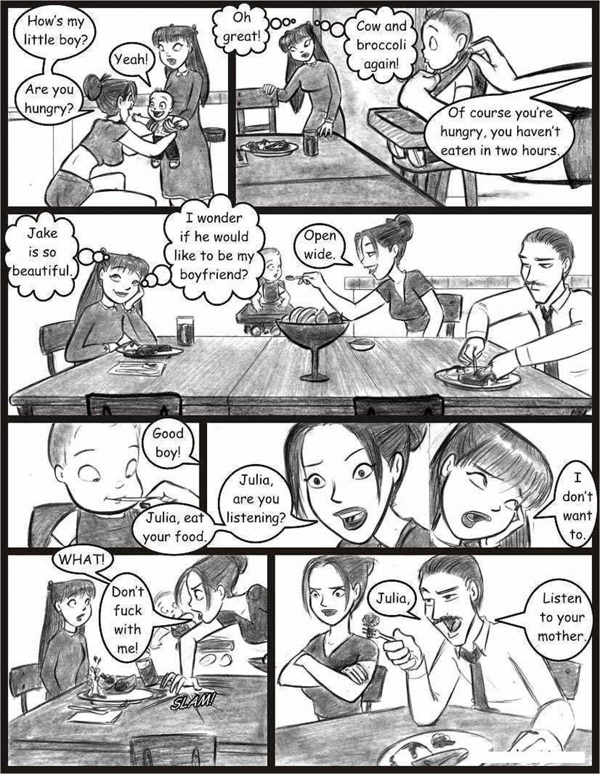 Jab comic Ay Papi 4 - page 9