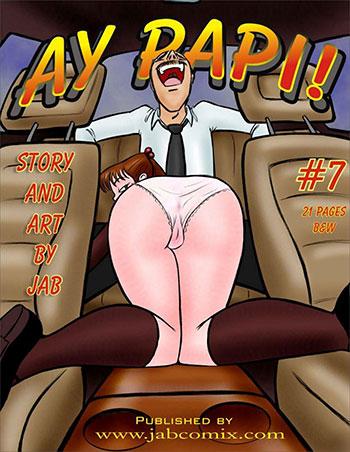 Jab comic Ay Papi 7