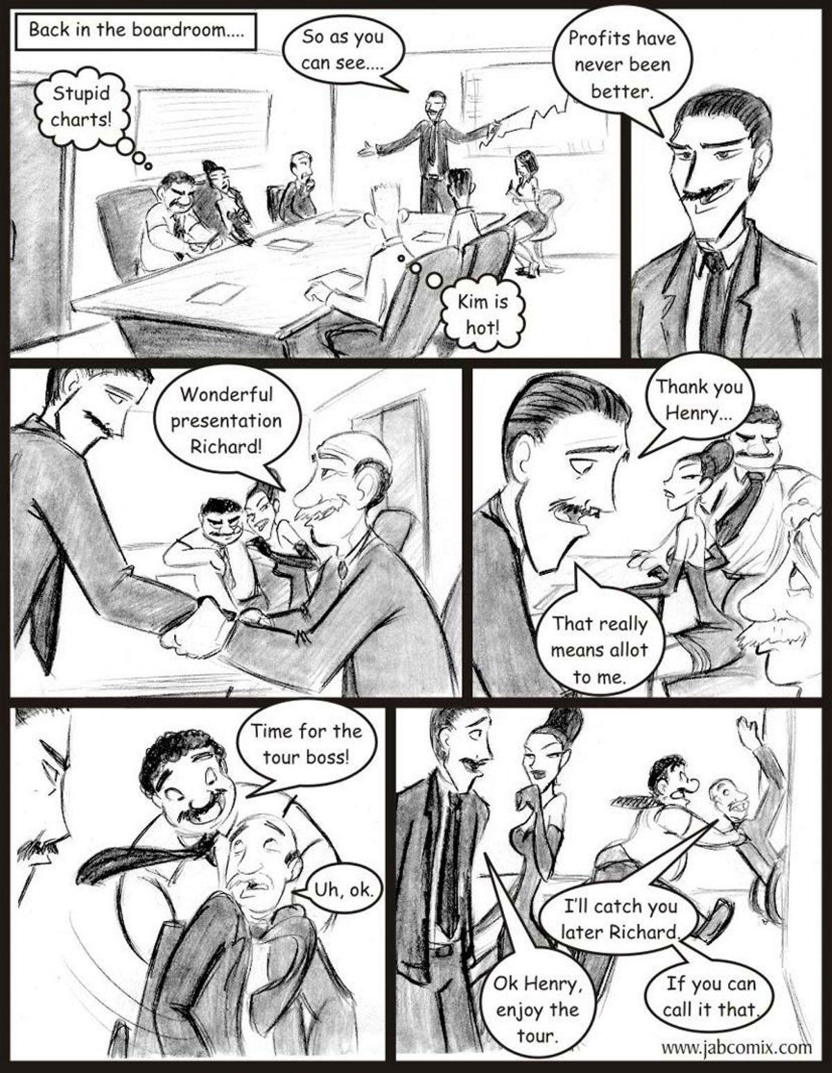 Jab comic Ay Papi 8 - page 13