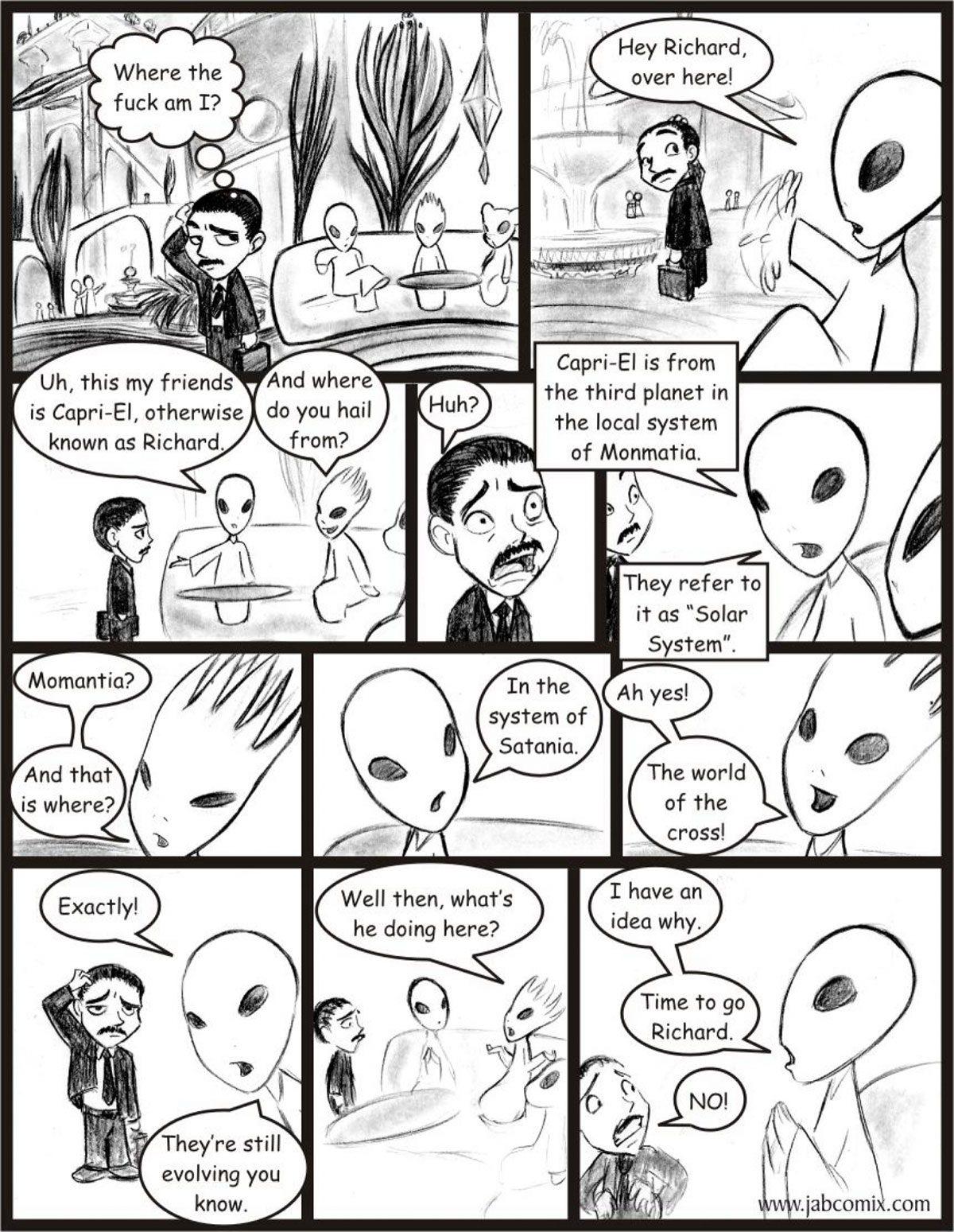 Jab comic Ay Papi 8 - page 19