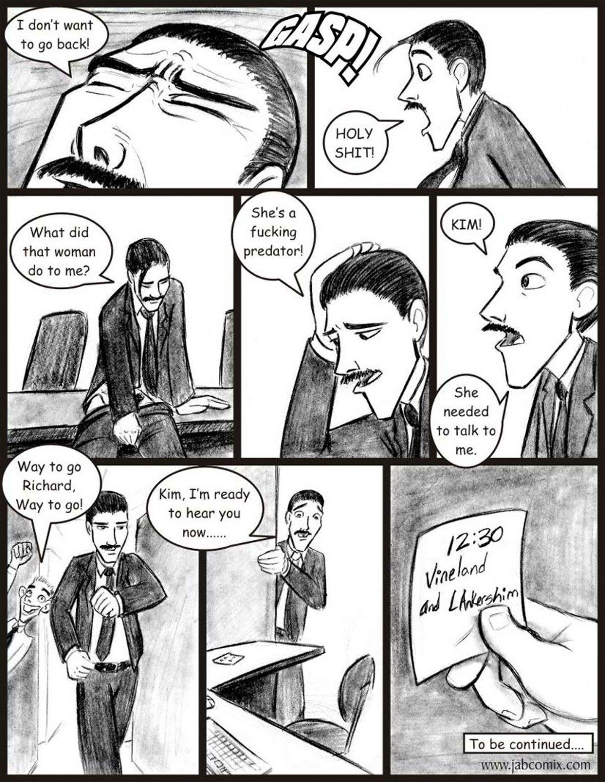 Jab comic Ay Papi 8 - page 21