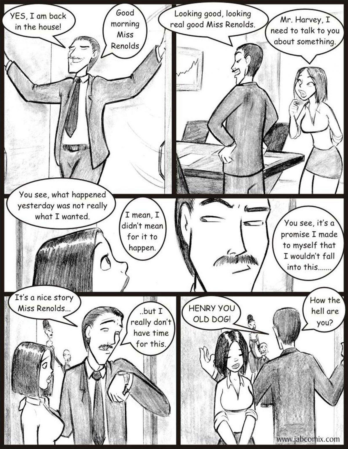 Jab comic Ay Papi 8 - page 8