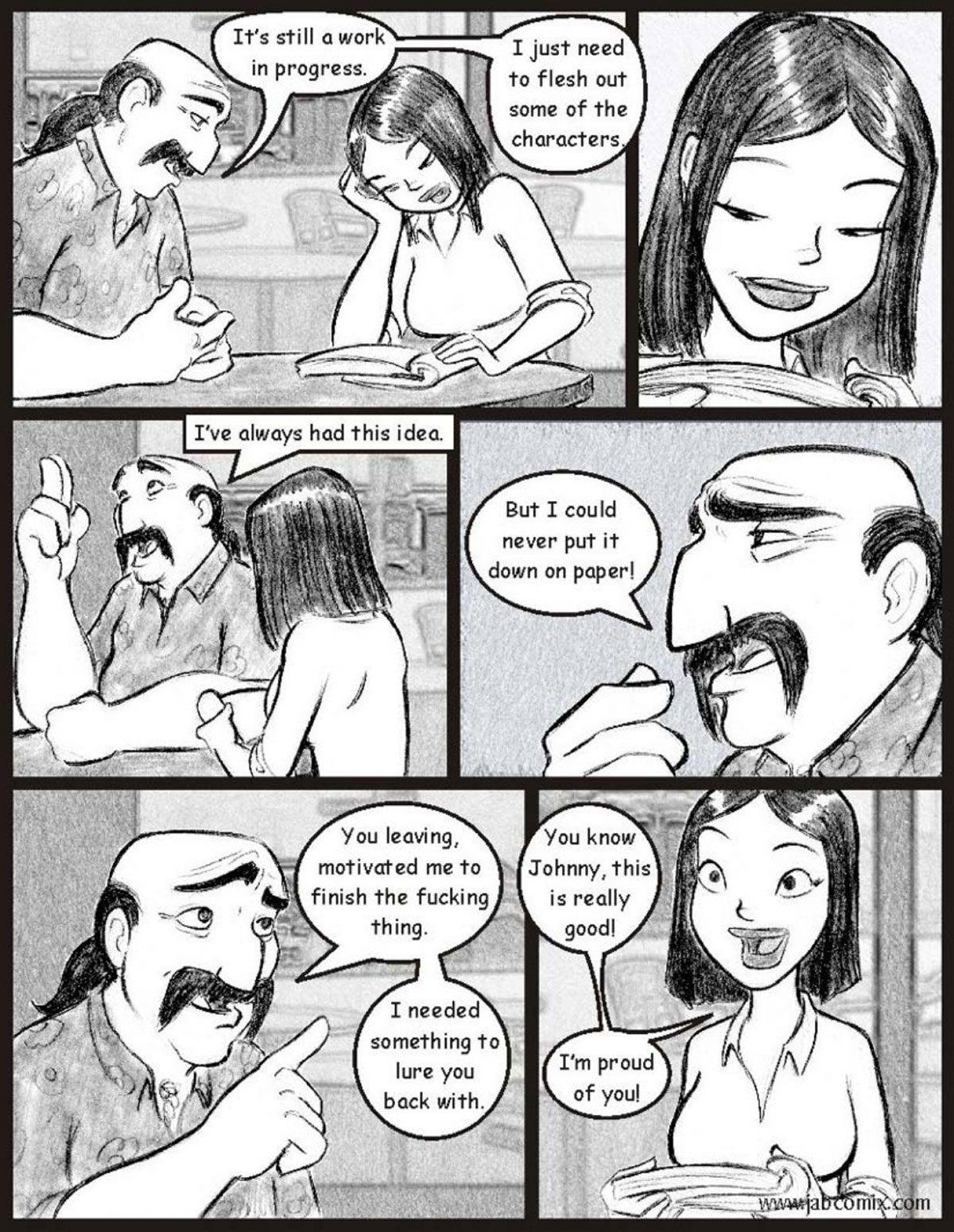 Jab comic Ay Papi 9 - page 14