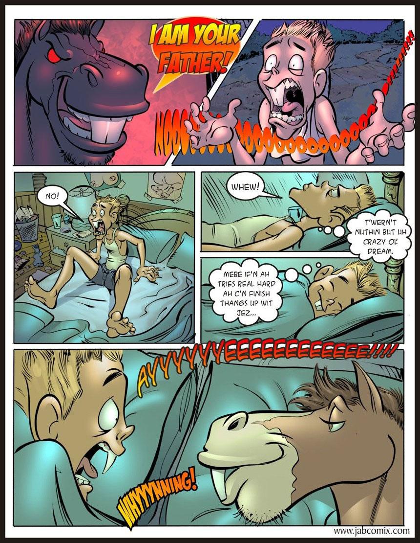 Jab comic Farm Lessons 13 - page 12