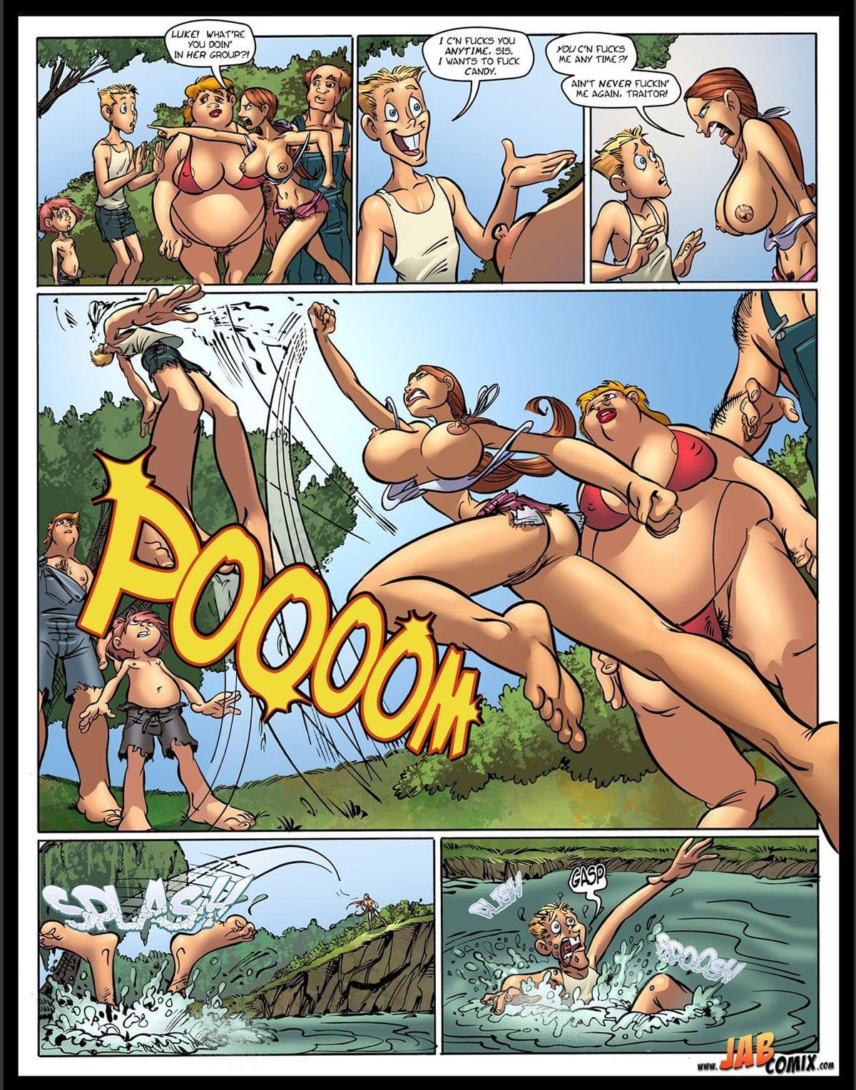 Jab comic Farm Lessons 14 - page 12