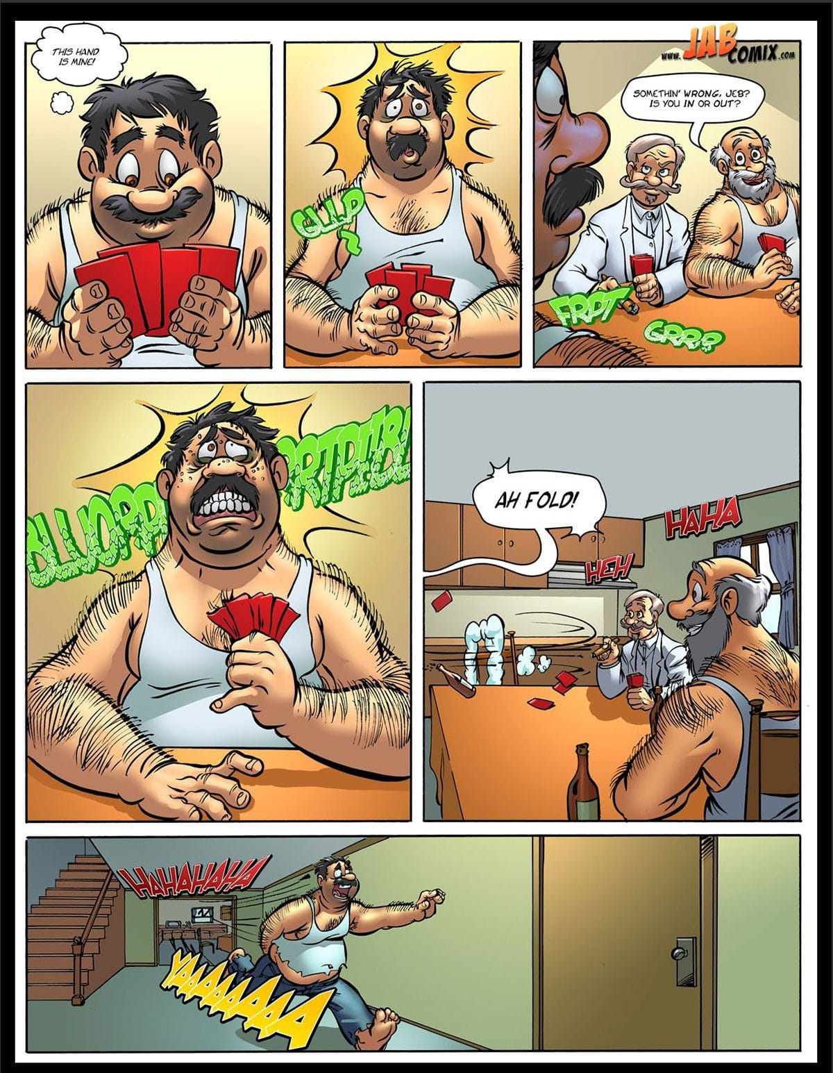 Jab comic Farm Lessons 14 - page 16
