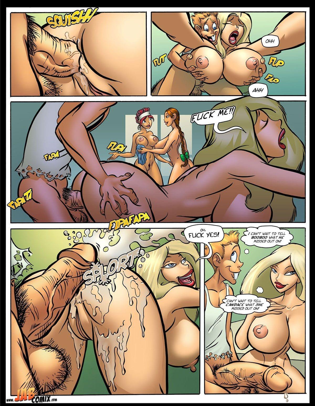 Jab comic Farm Lessons 14 - page 20