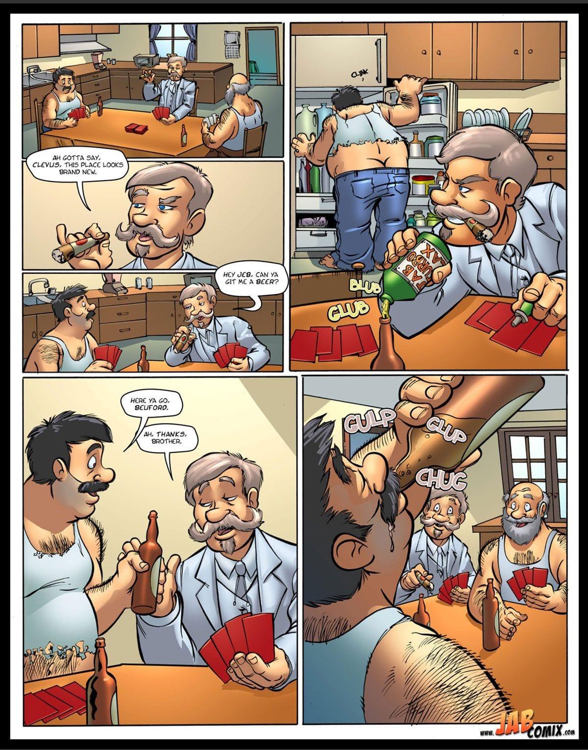 Jab comic Farm Lessons 14 - page 8