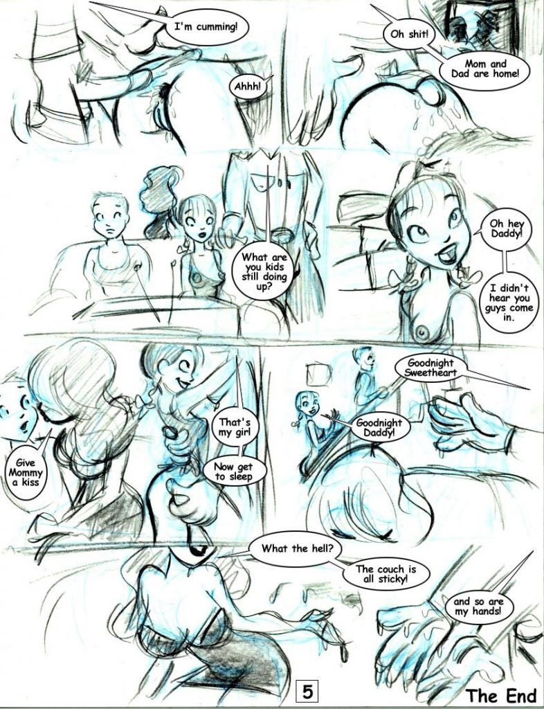 Jab comic Farm Lessons 2 - page 5