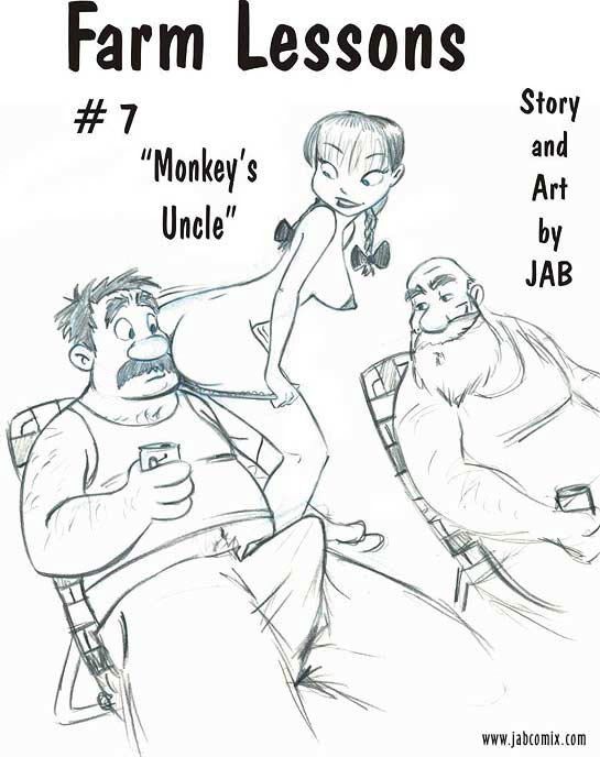 Jab comic Farm Lessons 7