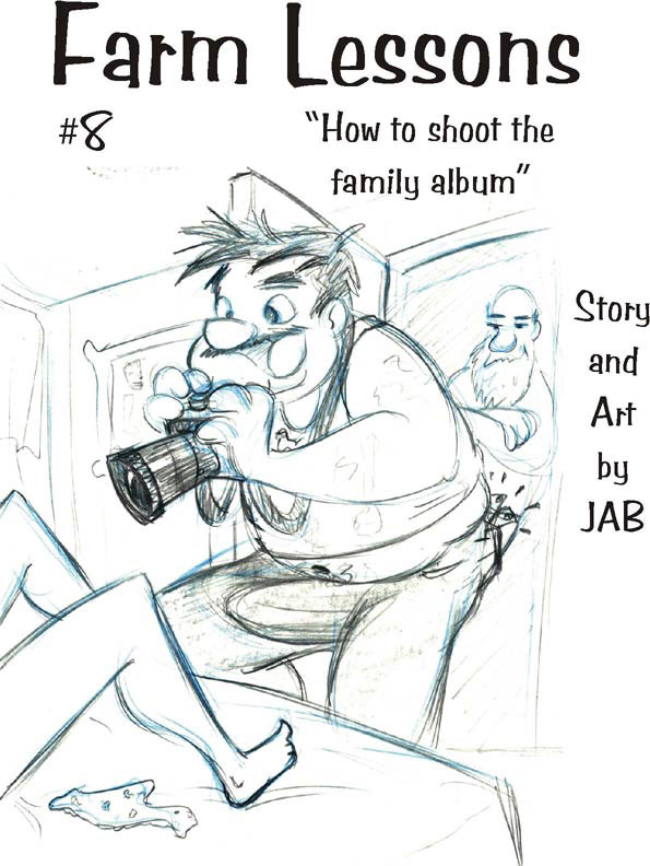 Jab comic Farm Lessons 8