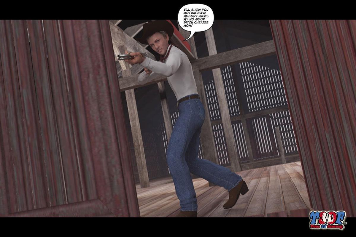 Y3DF comic The big big west - page 53