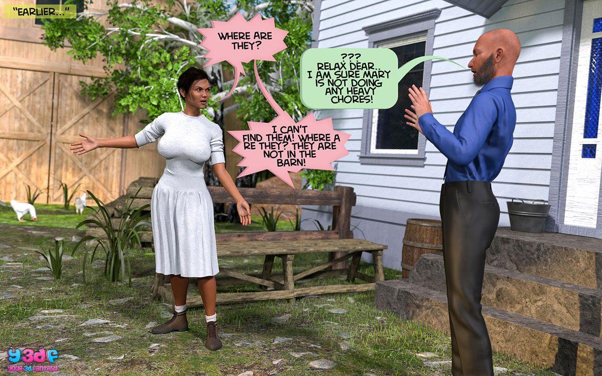 Y3DF comic Deuteronomy 4 - page 28