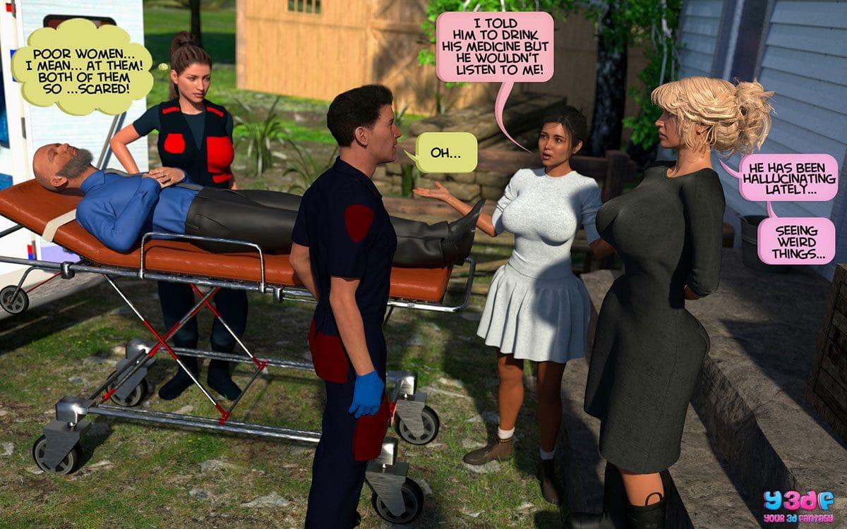 Y3DF comic Deuteronomy 4 - page 58