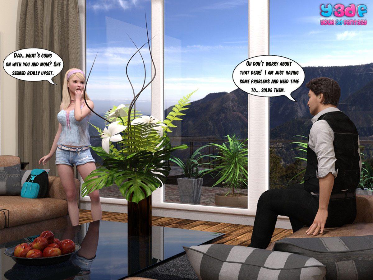 Y3DF comic Sabotage - page 14