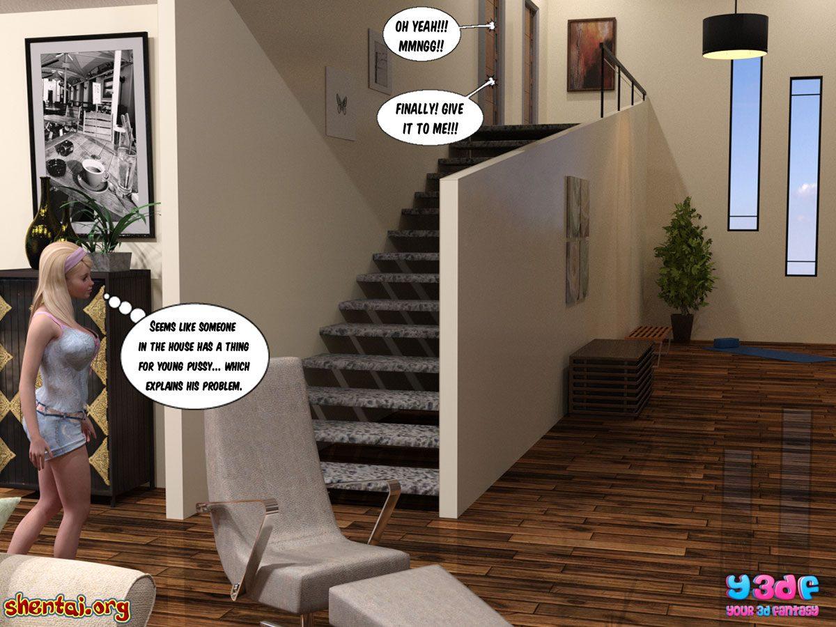 Y3DF comic Sabotage - page 20