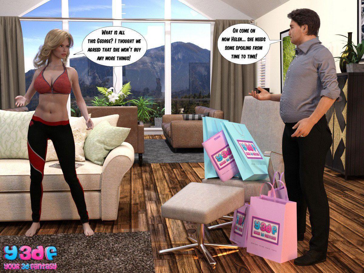Y3DF comic Sabotage 2 - page 3