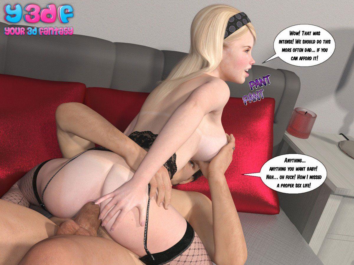 Y3DF comic Sabotage 2 - page 49