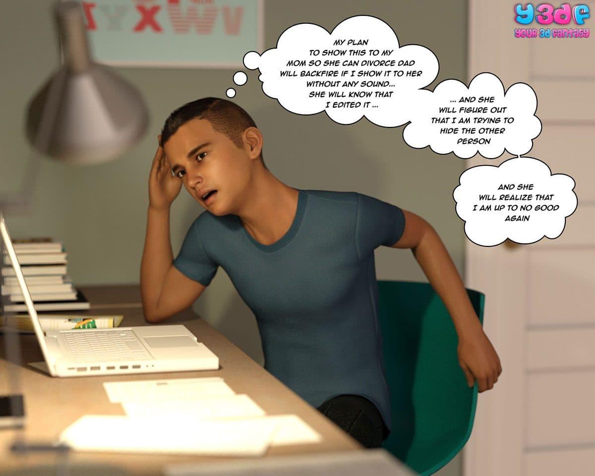 Y3DF comic The Tan 4 - page 3