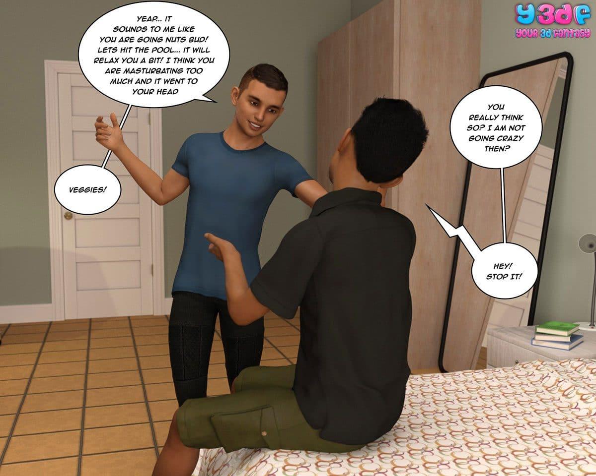 Y3DF comic The Tan 4 - page 41