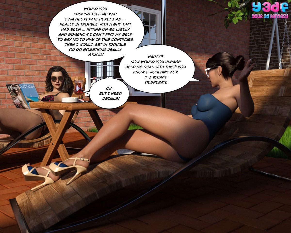 Y3DF comic The Tan 4 - page 49