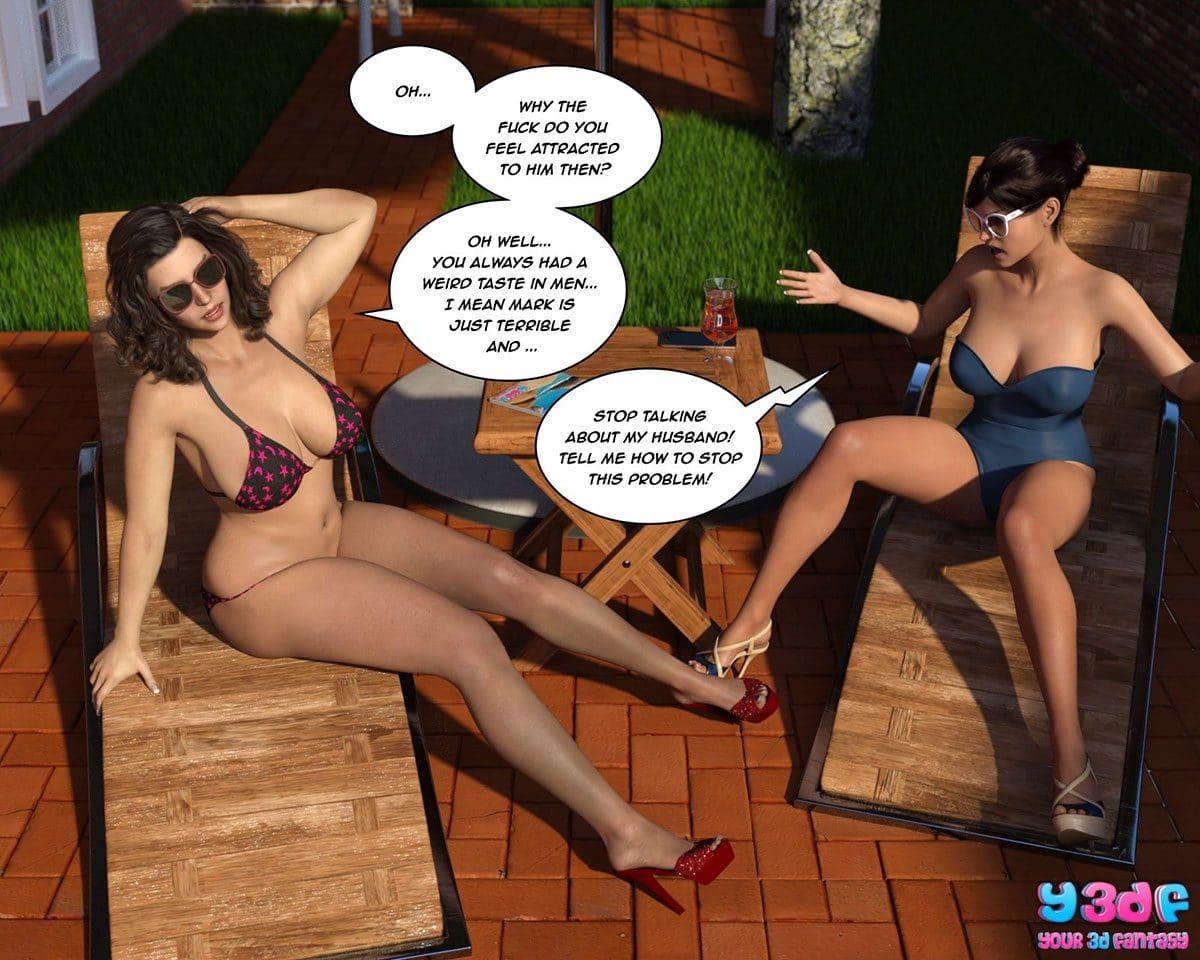 Y3DF comic The Tan 4 - page 51