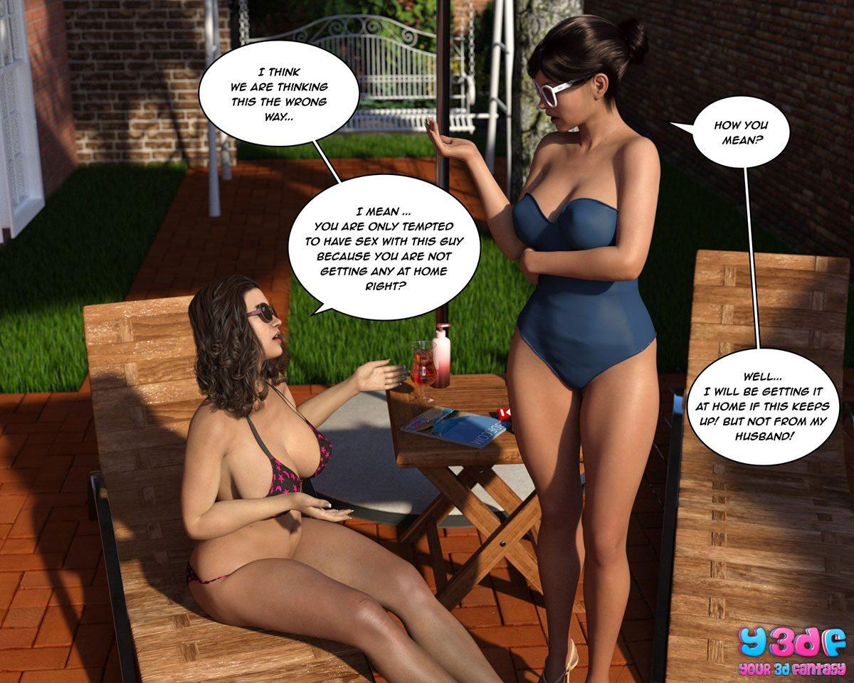 Y3DF comic The Tan 4 - page 53