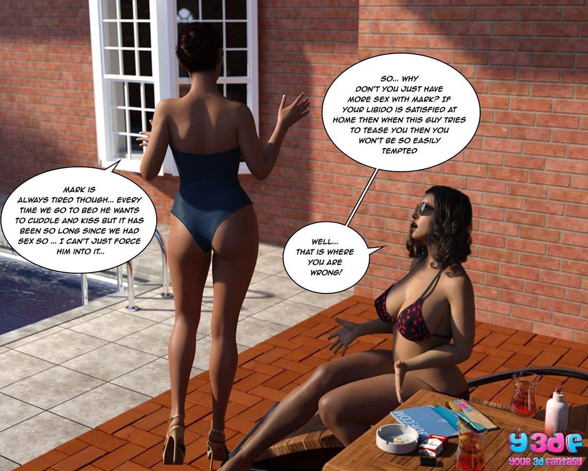 Y3DF comic The Tan 4 - page 54