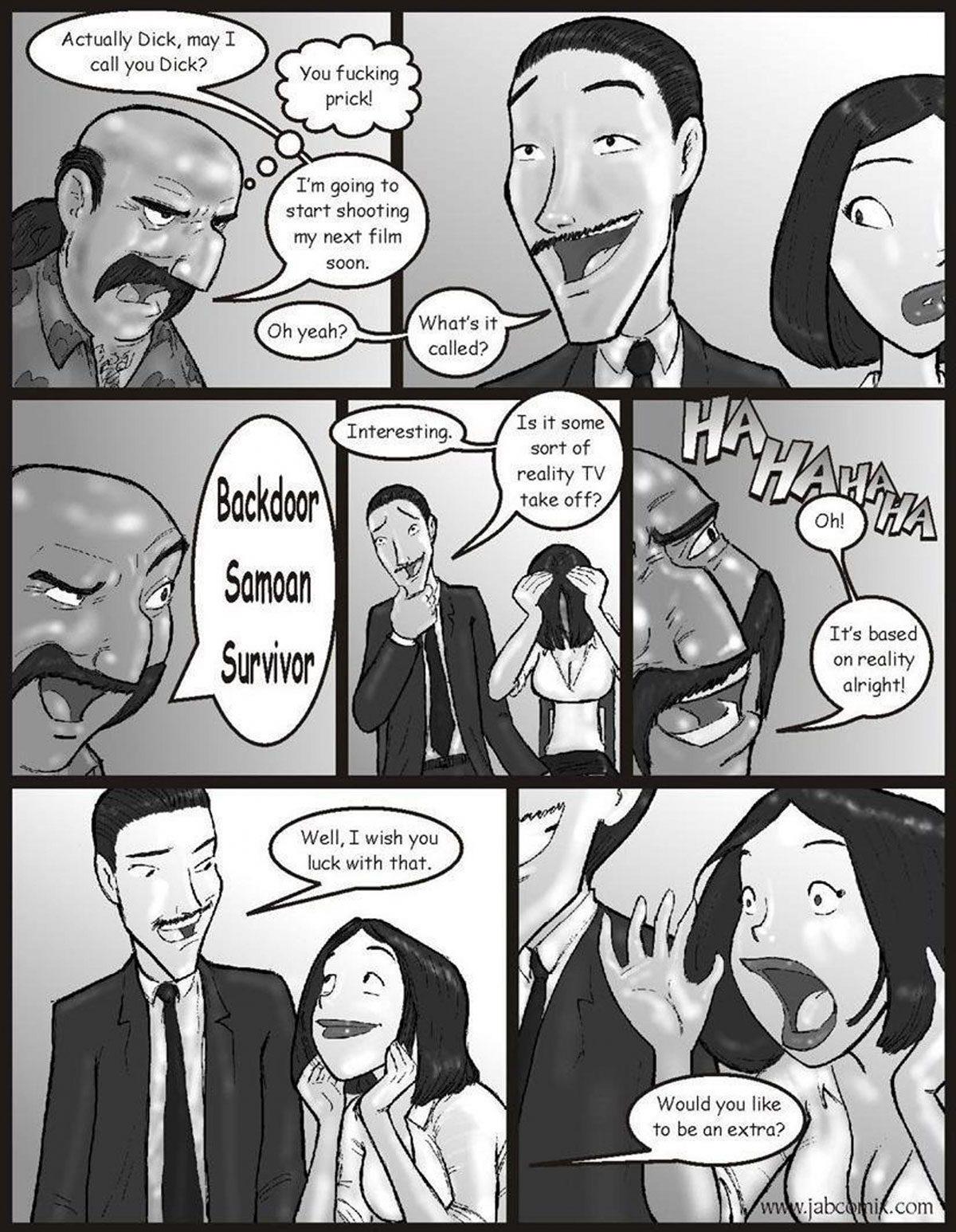 """Jab comic """"Ay Papi 10"""" - page 11"""