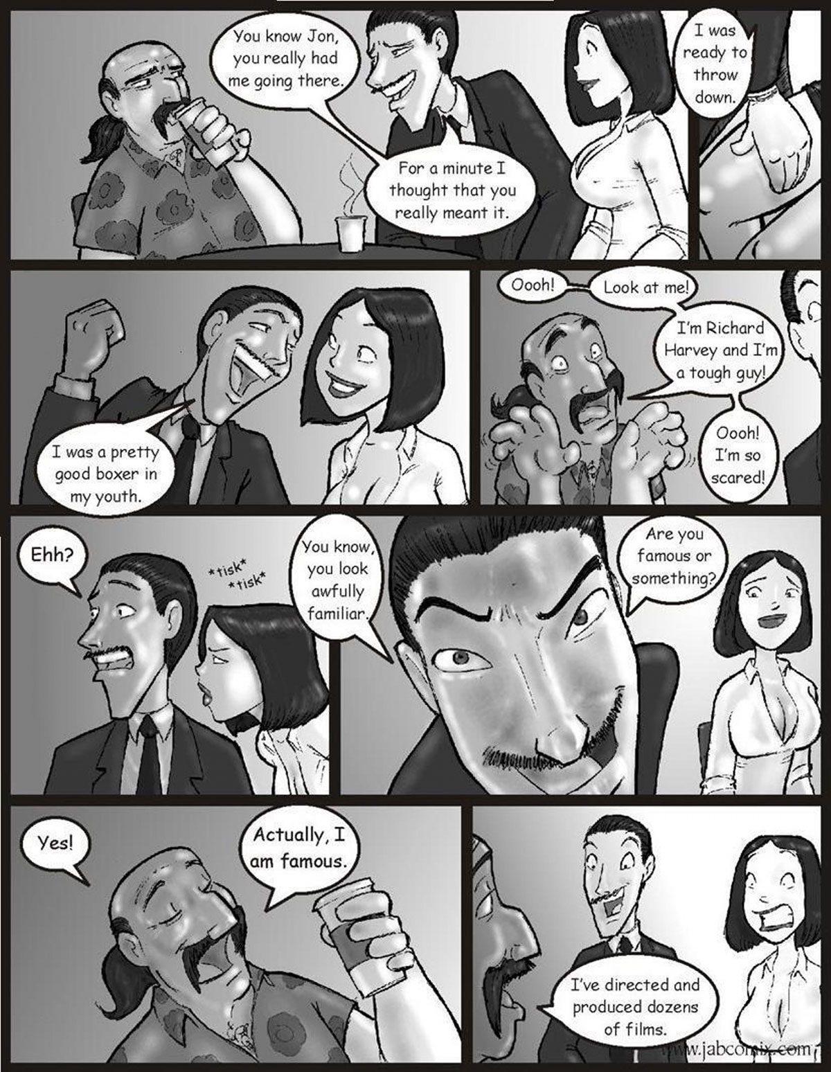 """Jab comic """"Ay Papi 10"""" - page 6"""