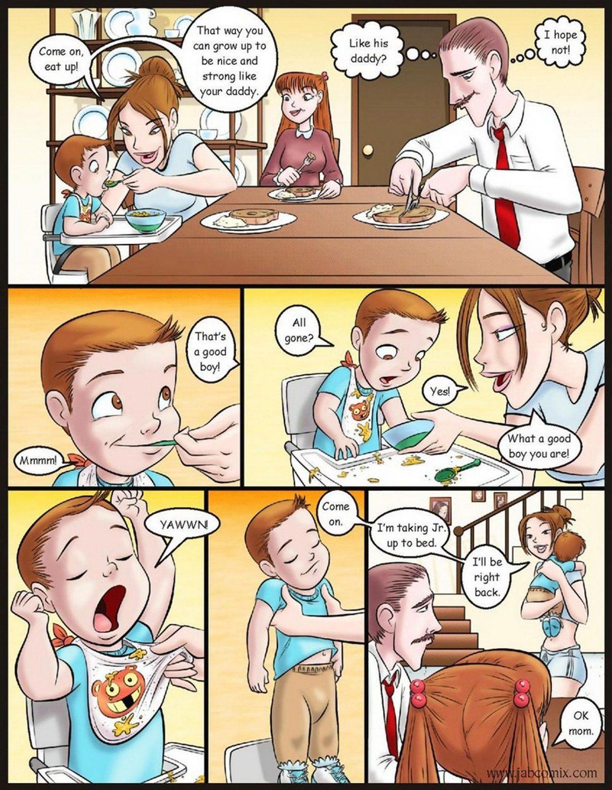 """Jab comic """"Ay Papi 11"""" - page 12"""