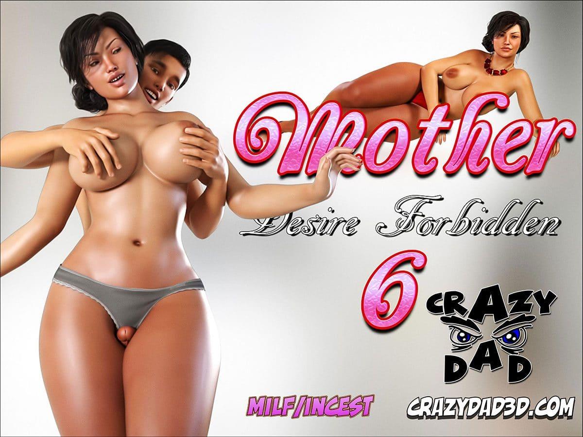 """Porn comic """"Mother. Desire Forbidden 6"""""""