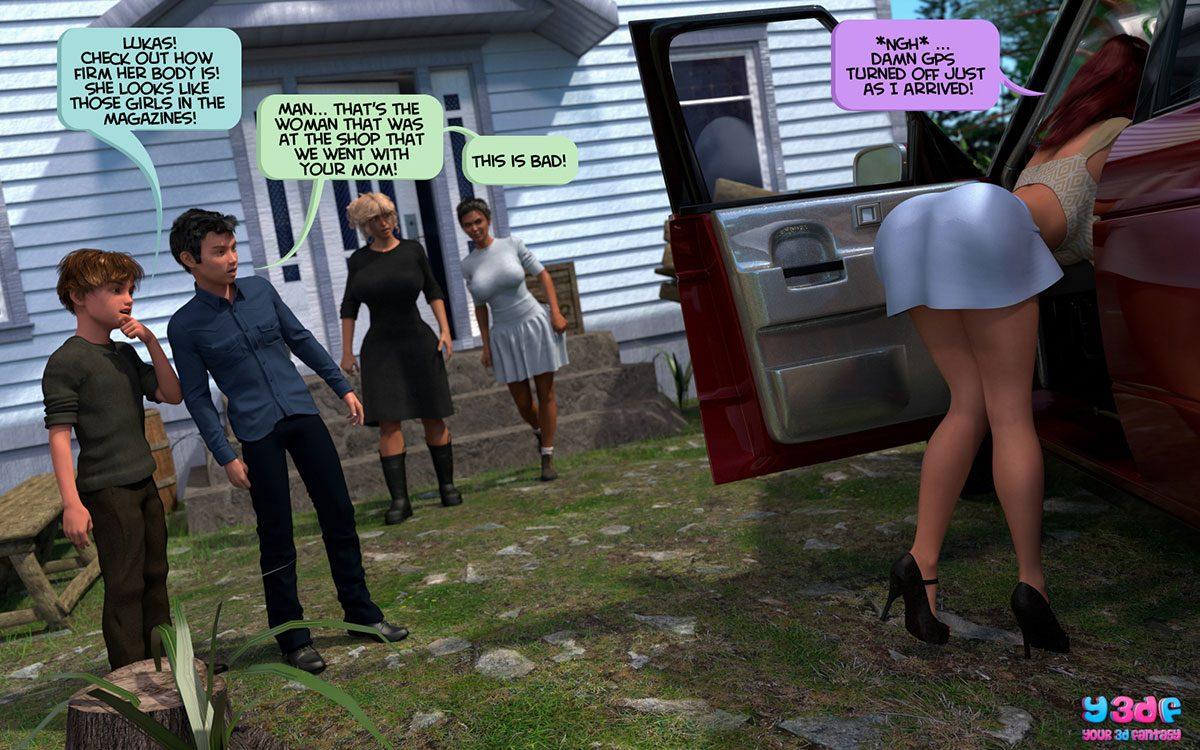 Y3DF comic Deuteronomy 4 - page 63
