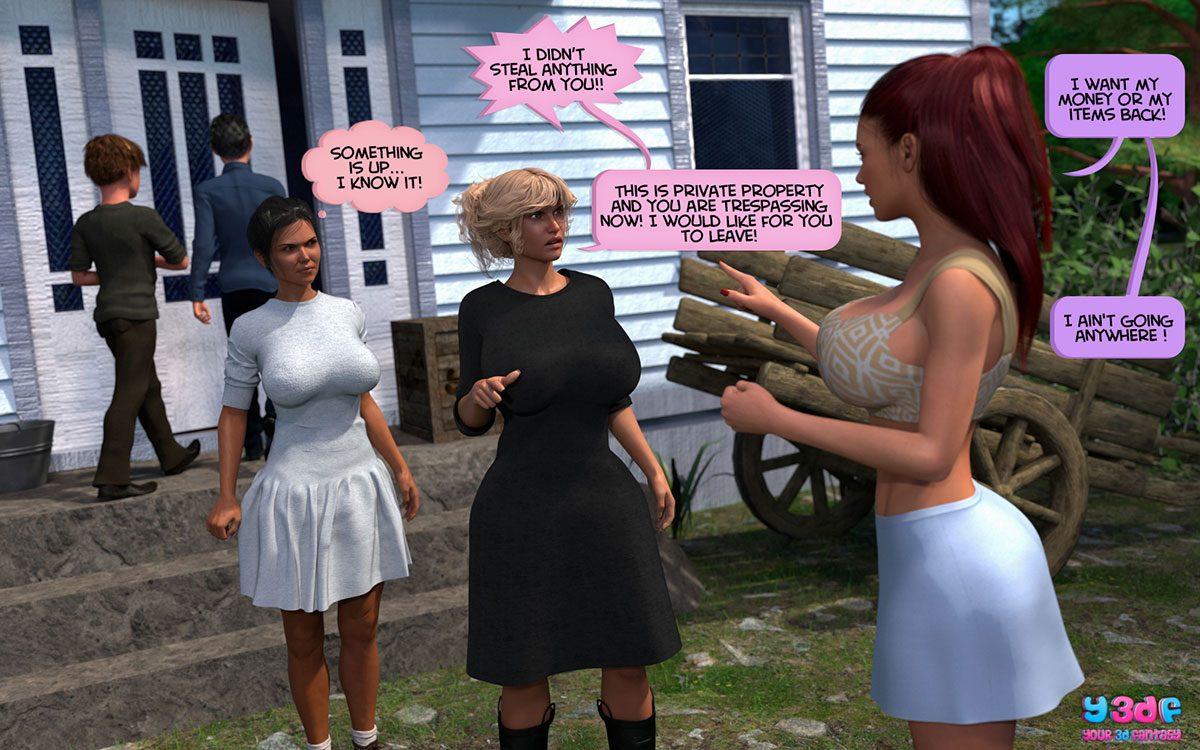 Y3DF comic Deuteronomy 4 - page 66