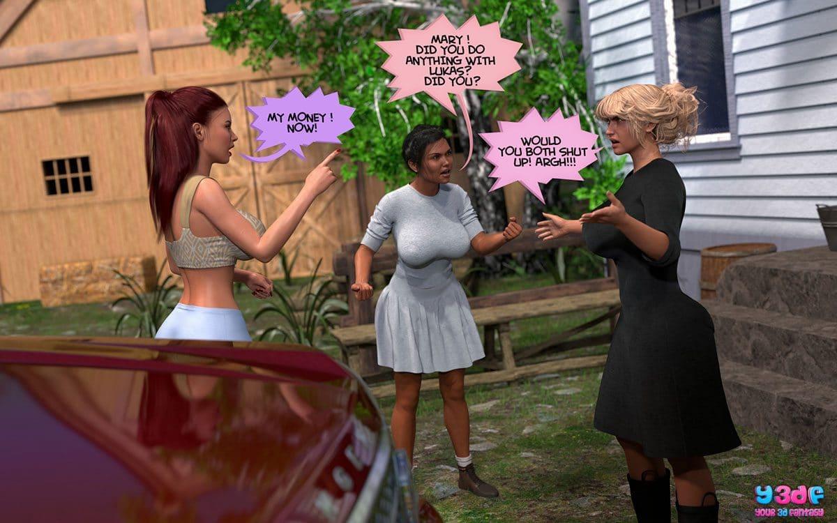 Y3DF comic Deuteronomy 4 - page 71