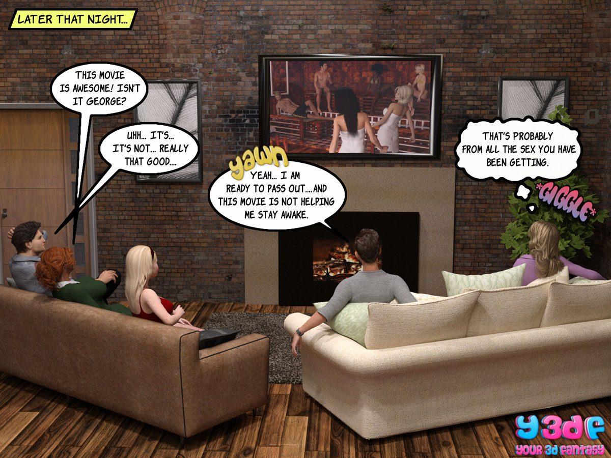 """Y3DF comic """"Sabotage 3"""" - page 49"""