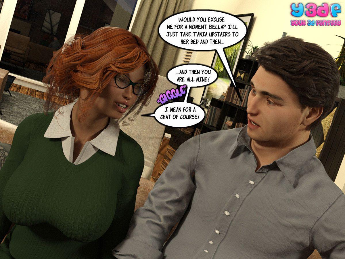 """Y3DF comic """"Sabotage 3"""" - page 56"""
