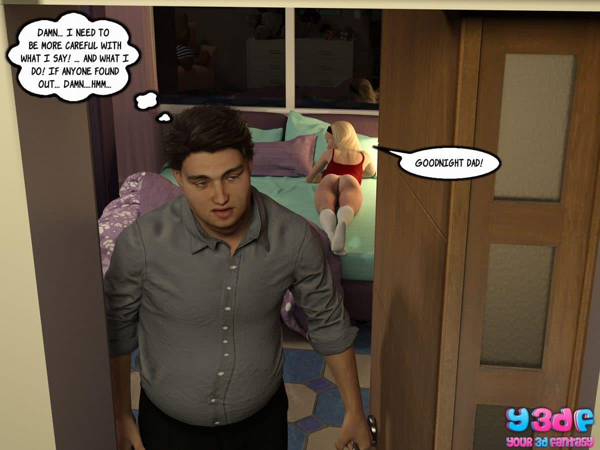 """Y3DF comic """"Sabotage 3"""" - page 84"""