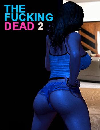 """Porn comic """"The Fucking Dead 2"""""""
