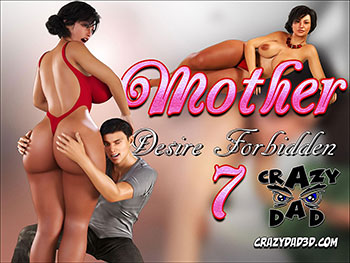 "Porn comic ""Mother. Desire Forbidden 7"""