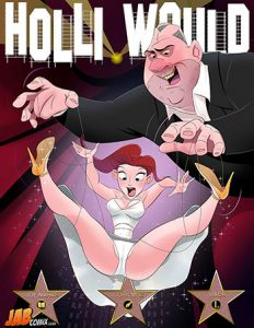 "Porn comic ""Holli Would"""