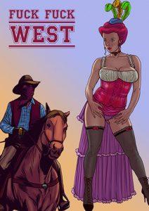 "Porn comic ""Fuck Fuck West"""