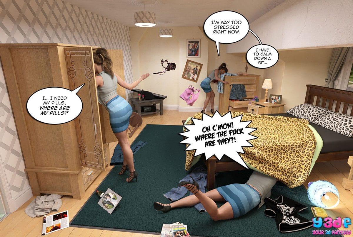 "Y3DF comic ""Prove Thy Self"" - page 13"