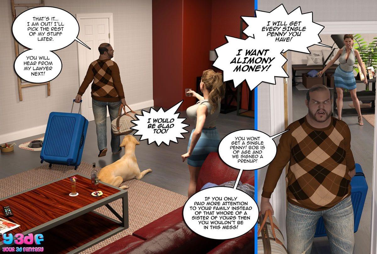 "Y3DF comic ""Prove Thy Self"" - page 3"